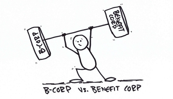 B Corp Vs. Benefit Corp: What you Need to Know