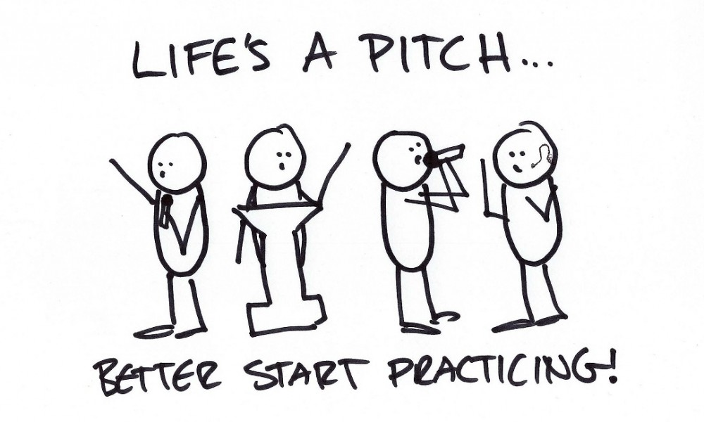 """Life's a Pitch, so You Better Start Practicing:"" The Power of the Table Topic"