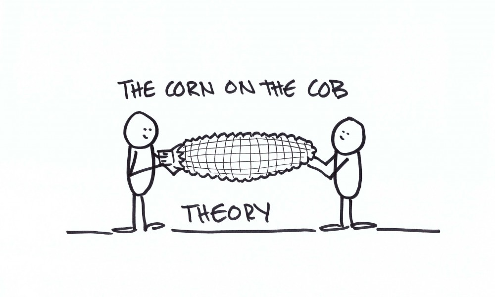 The Corn On The Cob Theory: Share Your Idea With Out Giving It Away