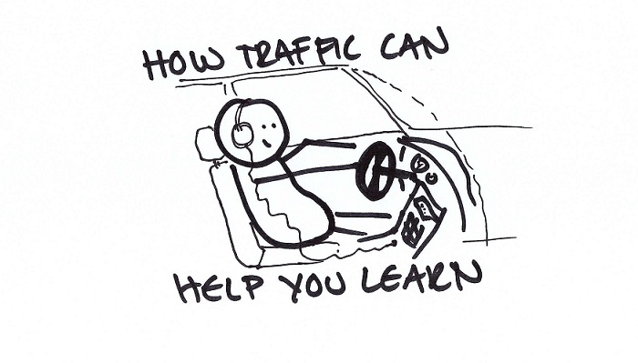 How Traffic Can Help you Learn