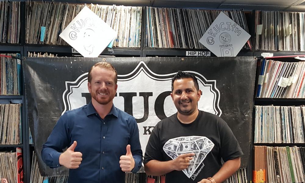 Ryan Foland with Guest Ash Kumra, Creating An Entrepreneurship Movement