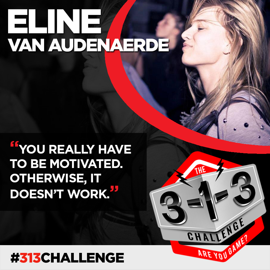 Podcast! The 3-1-3 Challenge with Ryan Foland: Eline Van Audenaerde