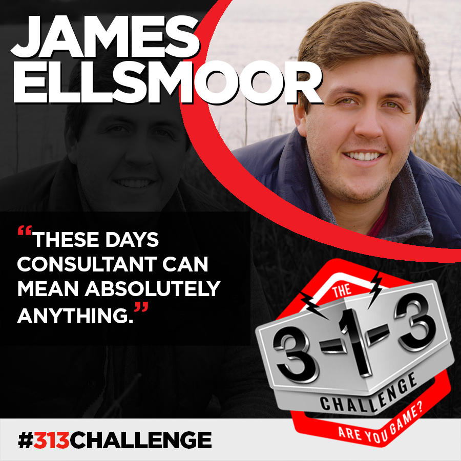 Podcast! The 3-1-3 Challenge with Ryan Foland: James Ellsmoor