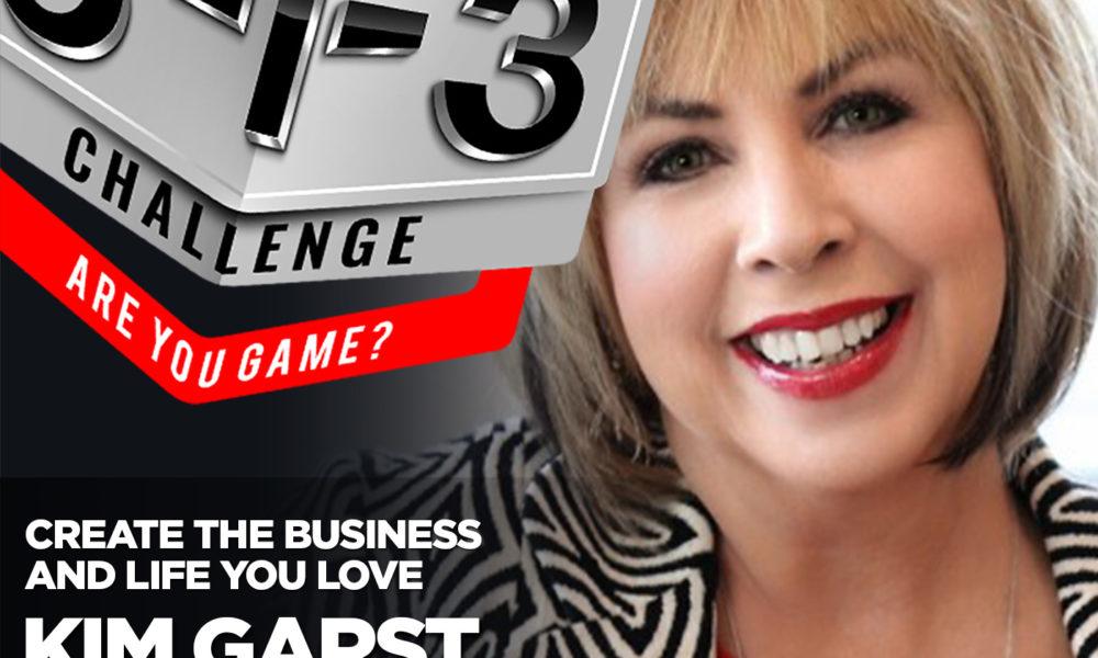 Podcast! The 3-1-3 Challenge with Ryan Foland: Kim Garst