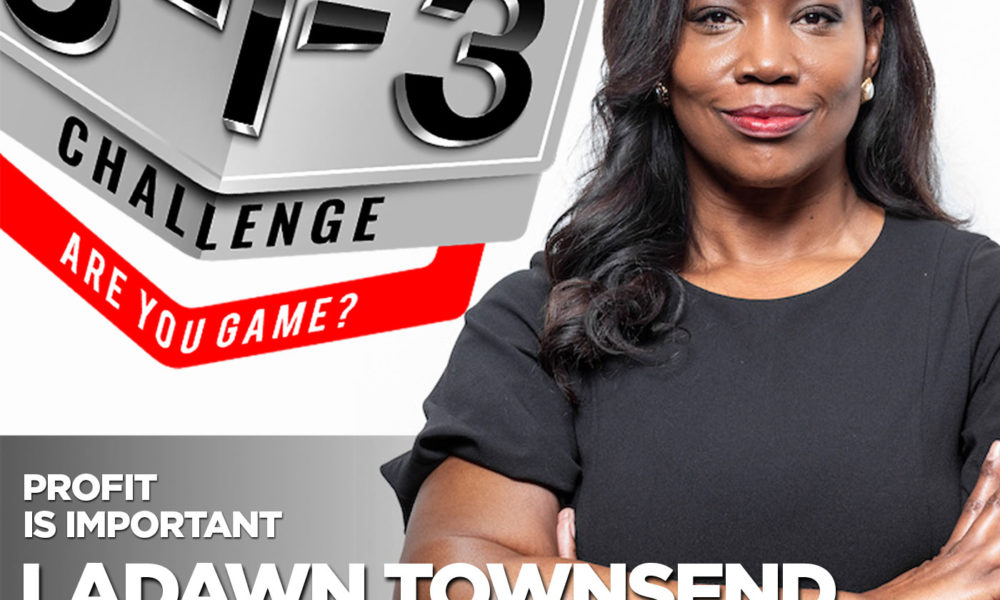 Podcast! The 3-1-3 Challenge with Ryan Foland: LaDawn Townsend