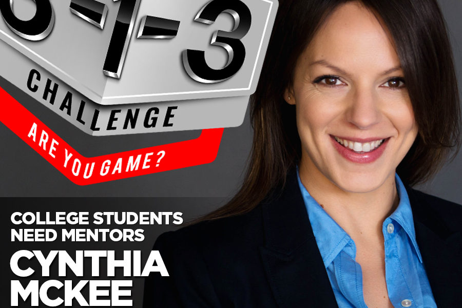 Podcast! The 3-1-3 Challenge with Ryan Foland: Cynthia McKee