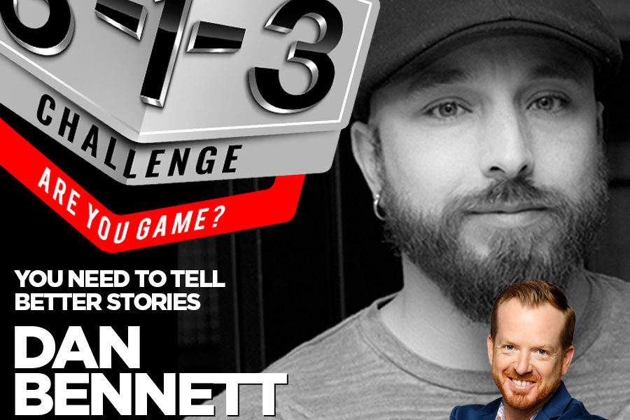 Podcast! The 3-1-3 Challenge with Ryan Foland: Dan Bennett