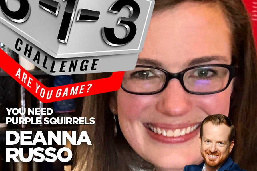 Podcast! The 3-1-3 Challenge with Ryan Foland: Deanna Russo