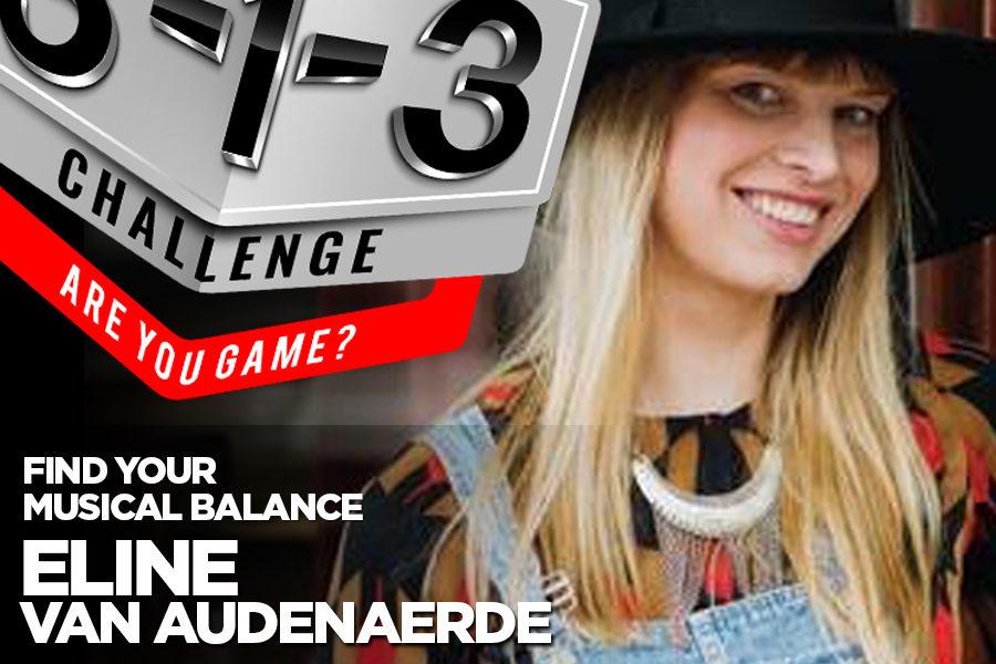 Podcast! The 3-1-3 Challenge with Ryan Foland: Eline Van Audenaerde