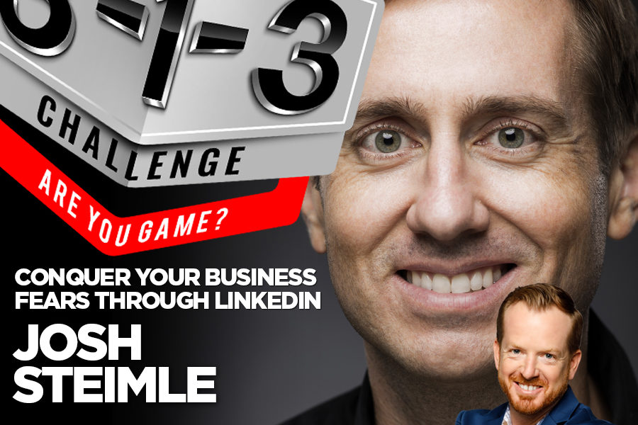 Podcast! The 3-1-3 Challenge with Ryan Foland: Josh Steimle
