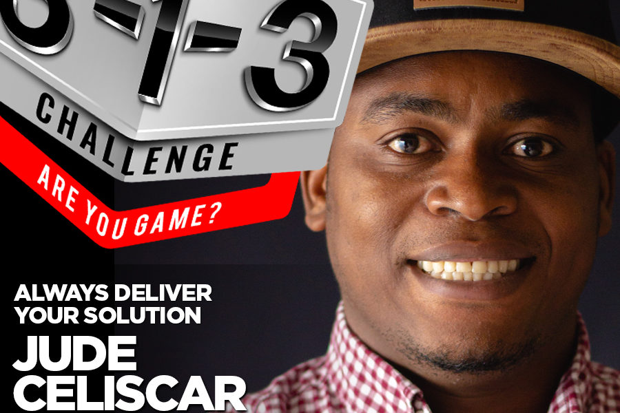 Podcast! The 3-1-3 Challenge with Ryan Foland: Jude Celiscar