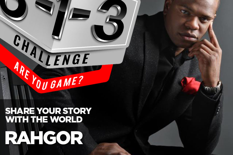 Podcast! The 3-1-3 Challenge with Ryan Foland: RahGor