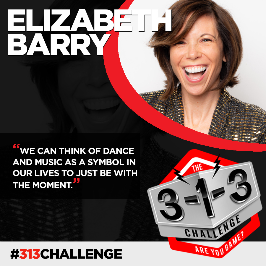 Podcast! The 3-1-3 Challenge with Ryan Foland: Elizabeth Barry