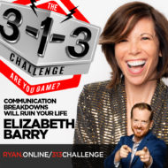 The 3-1-3 Challenge with Ryan Foland - Elizabeth Barry