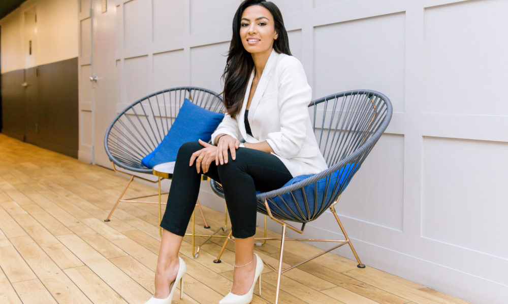 Meet Iman Oubou, The Founder Behind a Women's Publishing Platform with a Unique Model