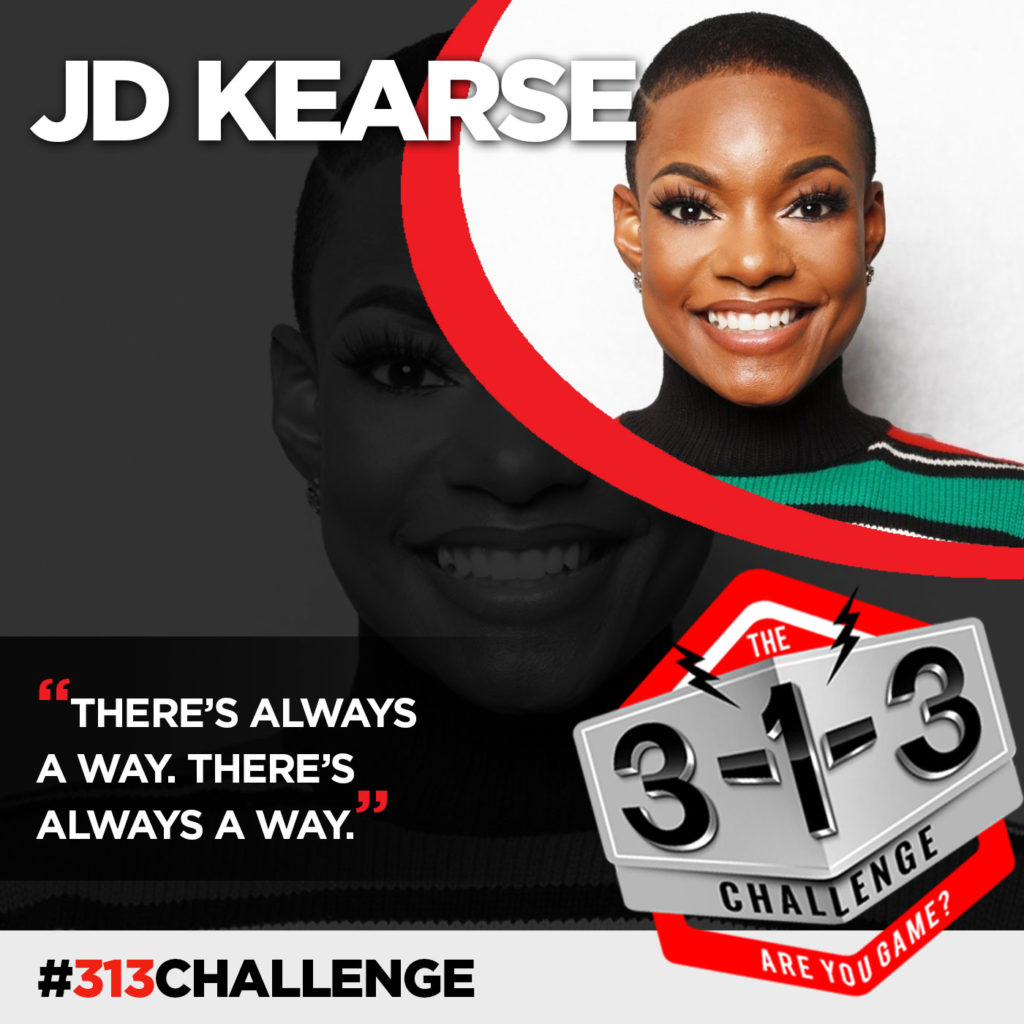 Podcast! The 3-1-3 Challenge with Ryan Foland: JD Kearse