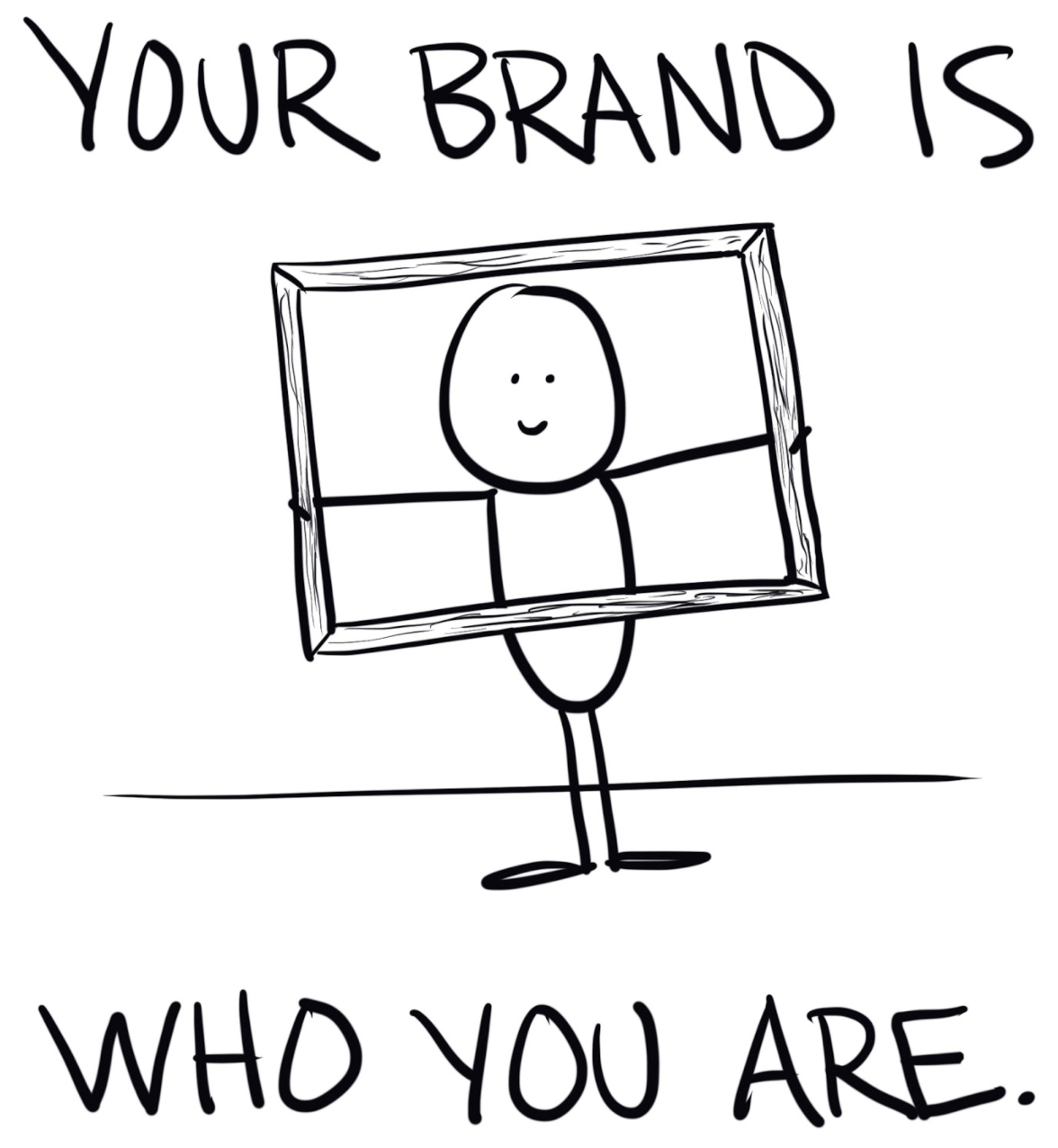 Your brand is who you are - Ryan Foland